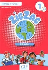 ZIGZAG 1 3CD CLASSE