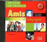 Amis et Compagnie 4 CD INDIVIDUEL