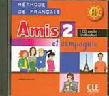 Amis et Compagnie 2 CD INDIVIDUEL