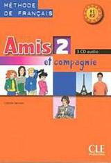 Amis et Compagnie 2 CD/3/ AUDIO CLASSE