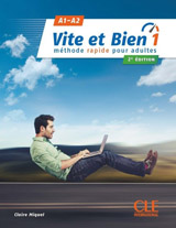 Vite et bien 1 A1/A2 Livre + CD - 2 ed