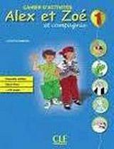 ALEX ET ZOE 1 ACTIVITES + CD DELF Prim