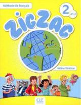 ZIGZAG 2 ELEVE + CD
