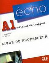 ECHO A1 Guide pédagogique