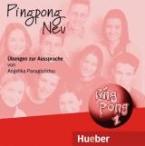 Pingpong Neu 1 Arbeitsbuch CD