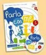 PARLA CON ME LIBRO + CD
