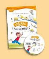 ITALIANO FACILE PER BAMBINI LORENZO E L´ALBERGO MAGICO + CD