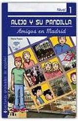 Alejo y su pandilla 1 En Madrid - Libro