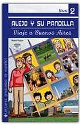 Alejo y su pandilla 2 En Buenos Aires - Libro