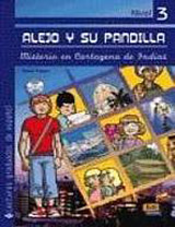 Alejo y su pandilla 3 Misterio en Cartagena de Indias - Libro
