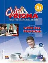 Club Prisma Inicial A1 Libro del profesor + CD
