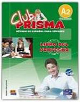 Club Prisma Elemental A2 Libro del profesor + CD