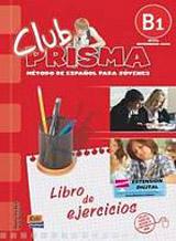 Club Prisma Intermedio-Alto B1 Libro de Ejercicios + clave + Web evaluacion