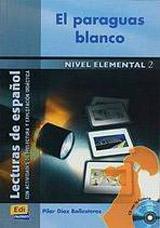 Historias para leer Elemental II El paraguas blanco - Libro + CD