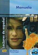Historias para leer Elemental II Manuela - Libro + CD