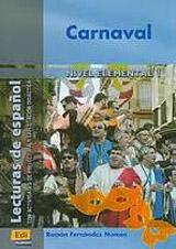 Lecturas graduadas Elemental Carnaval - Libro