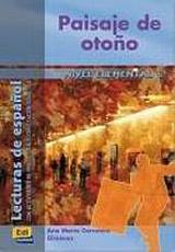 Lecturas graduadas Elemental II Paisaje de otono - Libro