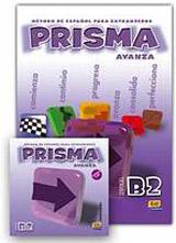 Prisma Avanza B2 Libro del alumno + CD