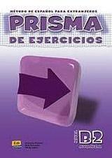 Prisma Avanza B2 Libro de ejercicios