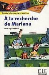 DECOUVERTE 1 A LA RECHERCHE DE MARIANNA