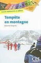 DECOUVERTE 1 TEMPETE DE MONTAGNE