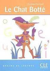 GRAINE DE LECTURE 3 LE CHAT BOTTE