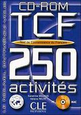 TCF (Test de Connaissances du Francais) - Cédérom
