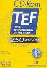 TEF 250 ACTIVITES CD-ROM