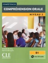COMPREHENSION ORALE 2 + CD AUDIO