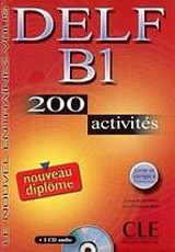 Nouveau DELF B1 + CD audio