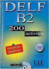 Nouveau DELF B2 - Livre + CD audio