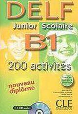 DELF Junior Scolaire B1 - Livre + CD audio