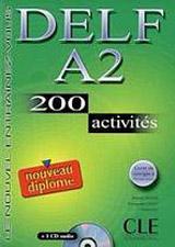 Nouveau DELF A2 - Livre + CD audio