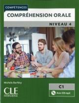 COMPREHENSION ORALE 4 + CD AUDIO