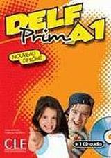 DELF Prim A1 - Livre + CD audio