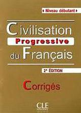 CIVILISATION PROGRESSIVE DU FRANCAIS: NIVEAU DEBUTANT - Livre + CD audio, 2. edice