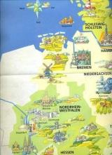 Tamburin 3 Poster Landkarte