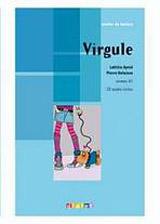 ATELIER DE LECTURE A1 VIRGULE LIVRE + CD AUDIO
