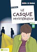 ATELIER DE LECTURE A1 LA CASQUE MYSTÉRIEUX LIVRE + CD AUDIO