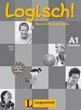 Logisch! A1 Arbeitsbuch mit Audio CD