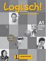 Logisch! A1 Arbeitsbuch mit Audio CD + Vokabeltrainer CD-ROM