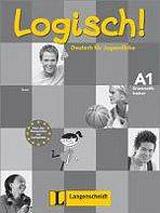 Logisch! A1 Grammatiktrainer