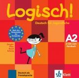 Logisch! A2 Audio CD/2/ zum Kursbuch