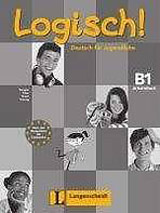 Logisch! B1 Arbeitsbuch mit Audio CD