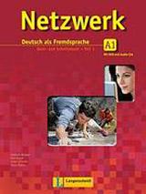 NETZWERK A1 Lehr- und Arbeitsbuch, Teil 1 mit 2 Audio-CDs + DVD
