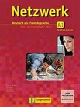 NETZWERK A1 Lehr- und Arbeitsbuch, Teil 2 mit 2 Audio-Cds + DVD