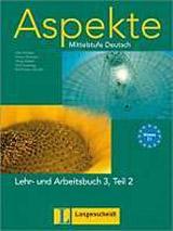 Aspekte 3 in Teilbänden Lehr- und Arbeitsbuch, Teil 2