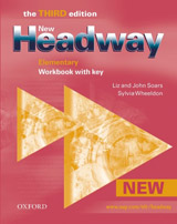 New Headway Elementary Third Edition (new ed.) Workbook with Key
