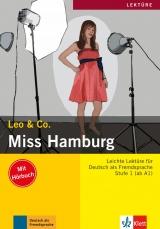 Leo und Co. Stufe 1 Miss Hamburg Buch mit Audio CD