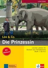 Leo und Co. Stufe 1 Die Prinzessin Buch mit Audio CD